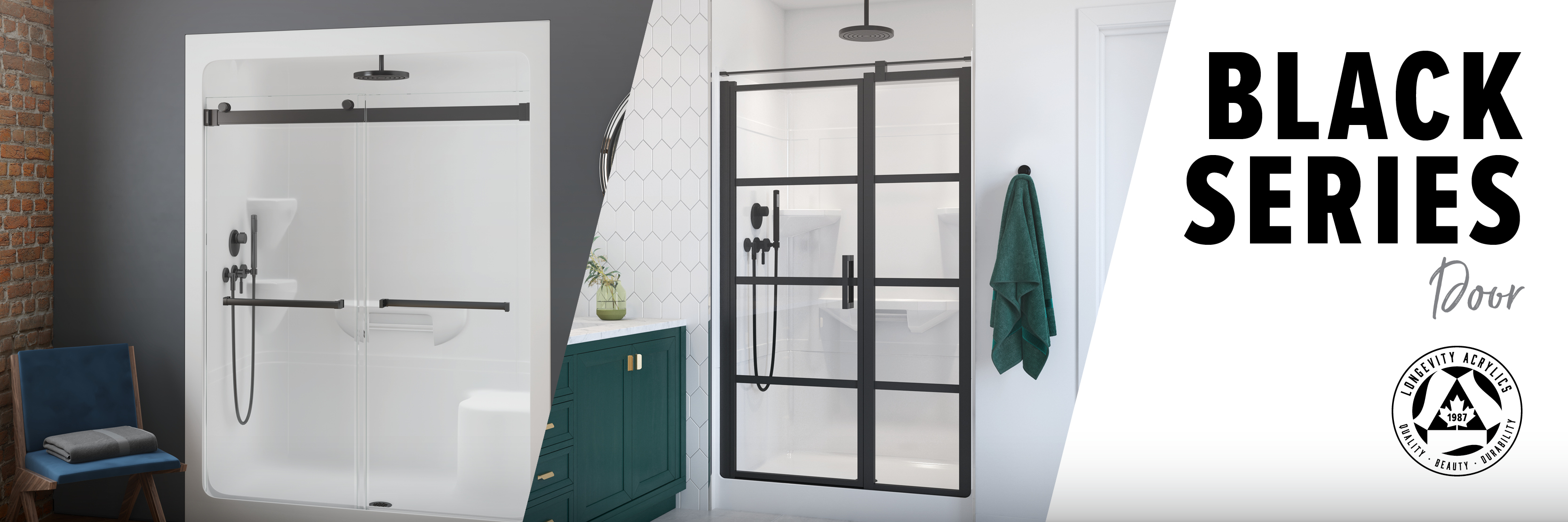 BLACKLINE Door Series